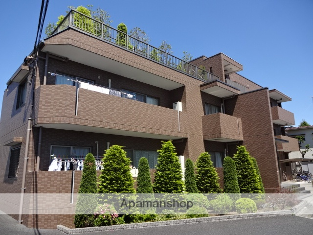 東京都立川市、立川駅徒歩17分の築12年 3階建の賃貸マンション