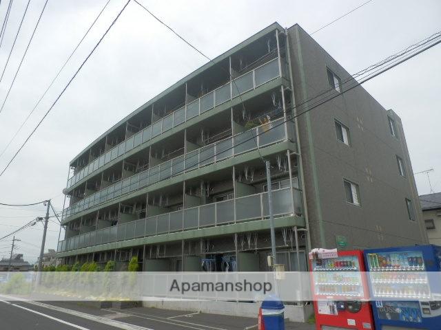東京都昭島市、東中神駅徒歩12分の築9年 4階建の賃貸マンション
