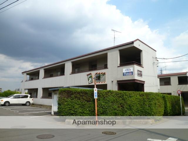 東京都立川市、武蔵砂川駅徒歩3分の築29年 2階建の賃貸アパート