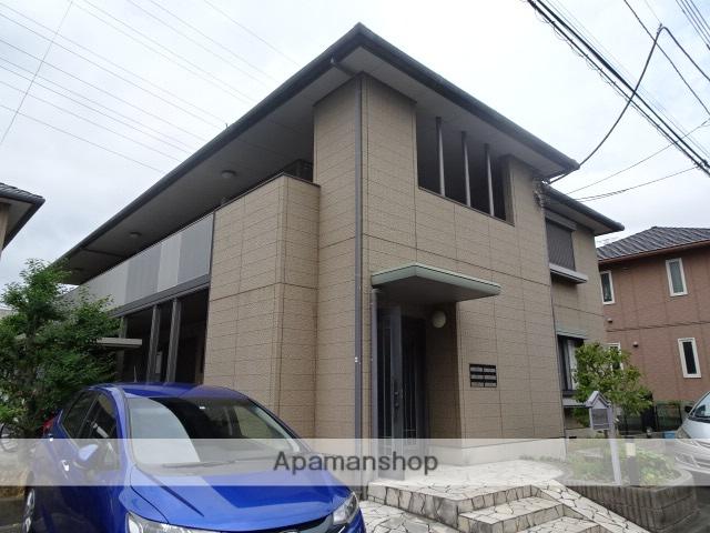 東京都日野市、高幡不動駅徒歩20分の築16年 2階建の賃貸アパート