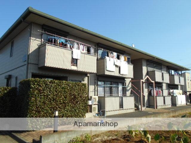 東京都日野市、日野駅徒歩27分の築14年 2階建の賃貸アパート