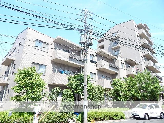 東京都日野市、豊田駅徒歩7分の築17年 8階建の賃貸マンション
