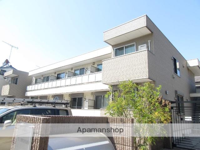 東京都武蔵村山市、玉川上水駅徒歩13分の築5年 2階建の賃貸マンション