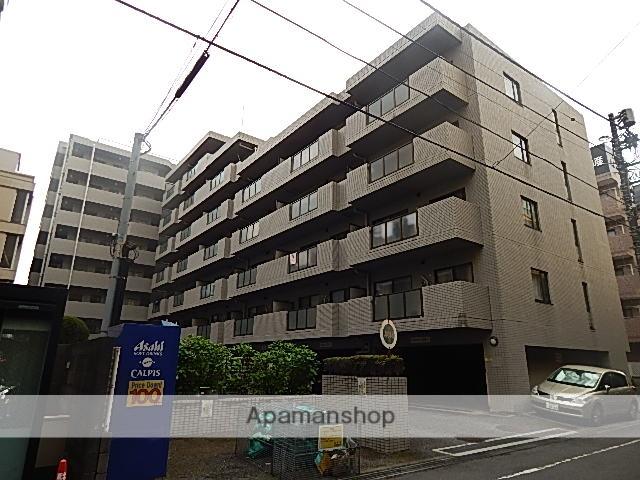東京都日野市、豊田駅徒歩14分の築25年 8階建の賃貸マンション