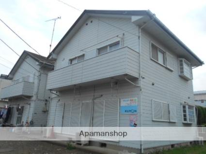 東京都昭島市、中神駅徒歩18分の築25年 2階建の賃貸アパート