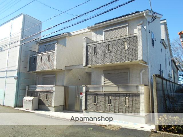 東京都武蔵村山市、立川駅バス20分バス停下車後徒歩3分の築2年 2階建の賃貸アパート