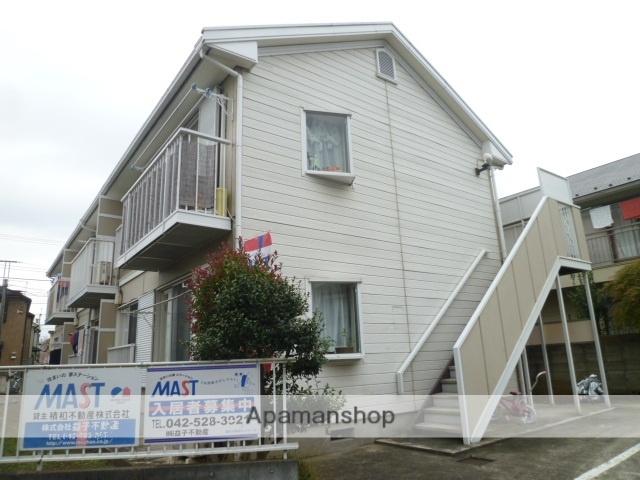 東京都昭島市、東中神駅徒歩16分の築29年 2階建の賃貸アパート