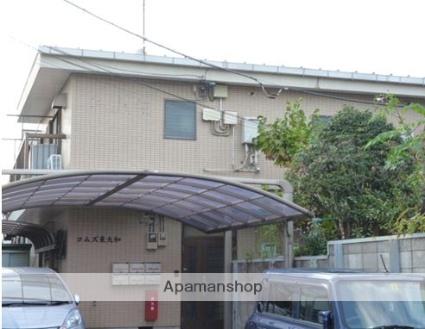 東京都東大和市、東大和市駅徒歩20分の築20年 2階建の賃貸アパート