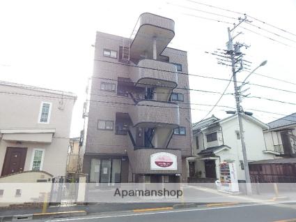 東京都昭島市、中神駅徒歩21分の築22年 4階建の賃貸マンション