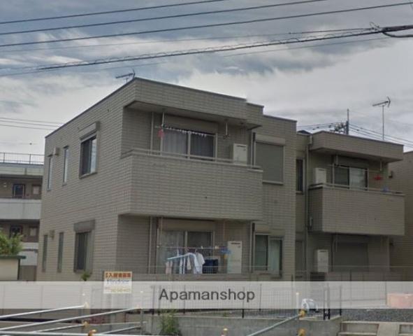 東京都日野市、南平駅徒歩20分の築5年 2階建の賃貸マンション