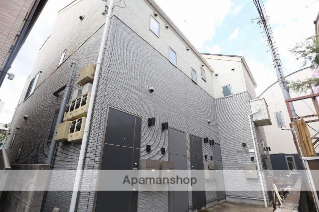 東京都立川市、西国立駅徒歩1分の新築 2階建の賃貸アパート