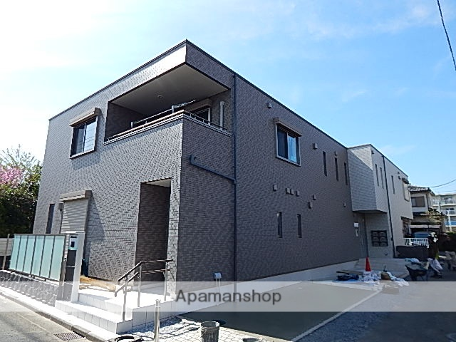 東京都立川市、立飛駅徒歩14分の築1年 2階建の賃貸アパート