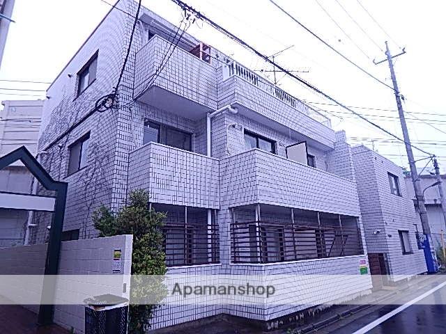 東京都立川市、西国立駅徒歩10分の築27年 3階建の賃貸マンション