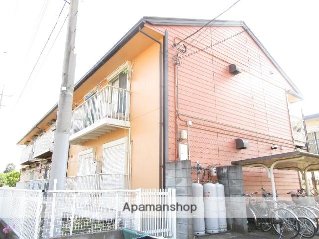 東京都立川市、昭島駅徒歩34分の築25年 2階建の賃貸アパート