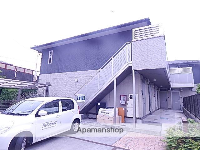 東京都日野市、高幡不動駅徒歩10分の築4年 2階建の賃貸アパート