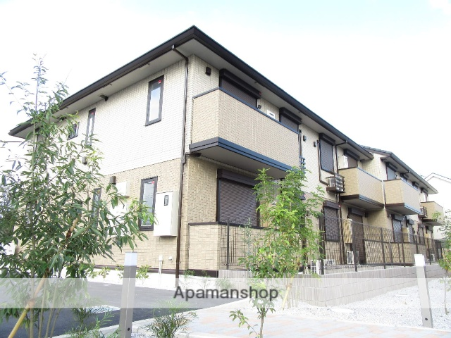 東京都武蔵村山市、玉川上水駅徒歩34分の新築 2階建の賃貸アパート