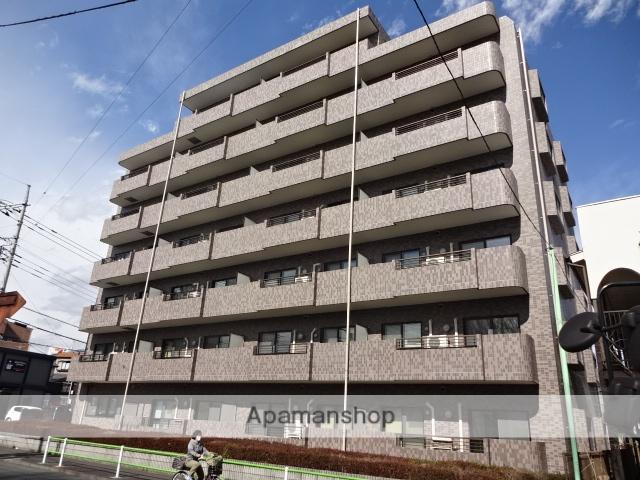 東京都昭島市、昭島駅徒歩14分の築20年 7階建の賃貸マンション