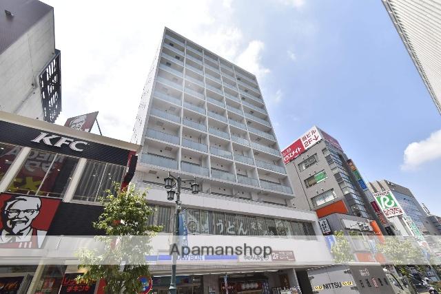 東京都立川市、立川駅徒歩2分の新築 12階建の賃貸マンション