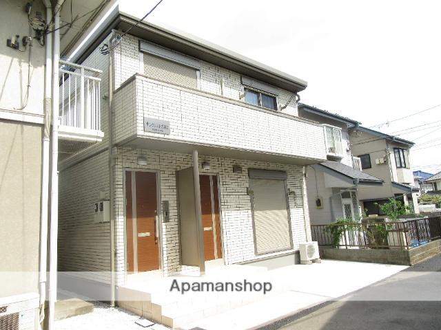 東京都日野市、日野駅徒歩15分の新築 2階建の賃貸アパート