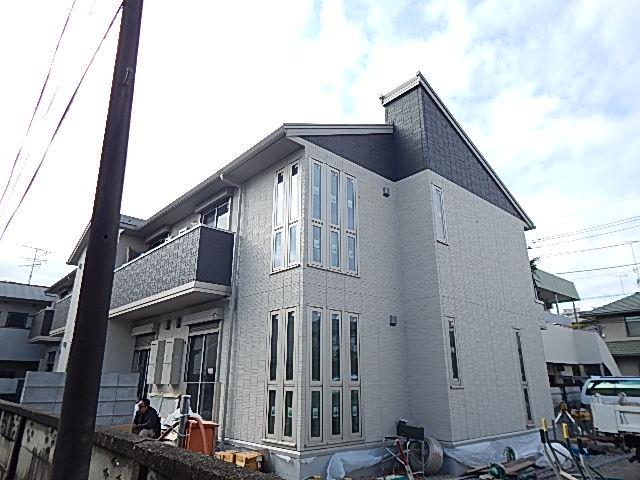 東京都立川市、矢川駅徒歩19分の新築 2階建の賃貸アパート