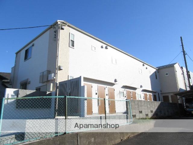 東京都日野市、日野駅徒歩10分の新築 2階建の賃貸アパート
