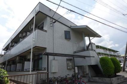 東京都武蔵村山市大南4丁目[1K/18.36m2]の外観
