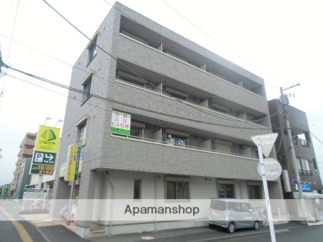 東京都日野市、日野駅徒歩4分の築7年 4階建の賃貸マンション