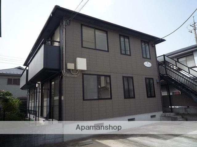 東京都日野市、日野駅徒歩17分の築15年 2階建の賃貸アパート