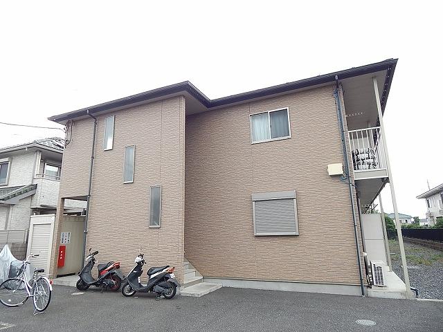 東京都武蔵村山市、昭島駅バス20分三ツ藤下車後徒歩6分の築9年 2階建の賃貸アパート