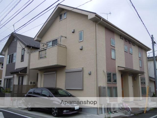 東京都日野市、万願寺駅徒歩14分の築6年 2階建の賃貸アパート