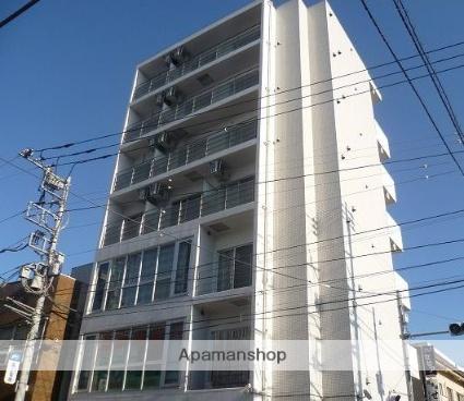 東京都日野市、豊田駅徒歩4分の築11年 7階建の賃貸マンション