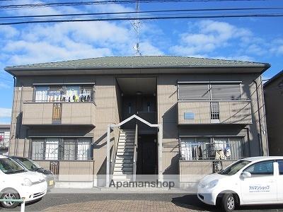 東京都東大和市、玉川上水駅徒歩19分の築15年 2階建の賃貸アパート
