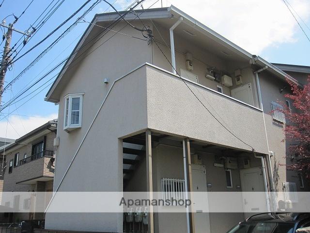 東京都日野市、日野駅徒歩11分の築24年 2階建の賃貸アパート