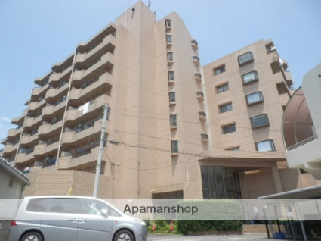 東京都昭島市、西立川駅徒歩20分の築28年 8階建の賃貸マンション