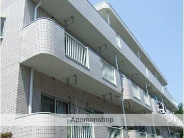 東京都国立市、谷保駅徒歩17分の築27年 3階建の賃貸マンション