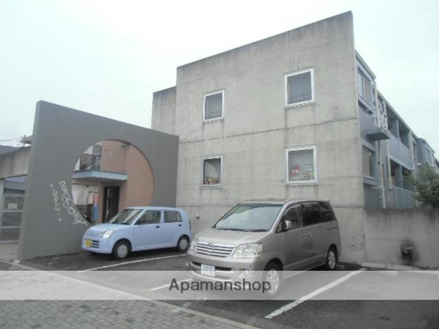 東京都東大和市、東大和市駅徒歩10分の築21年 3階建の賃貸マンション