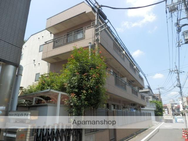 東京都立川市、立川駅徒歩9分の築21年 3階建の賃貸マンション