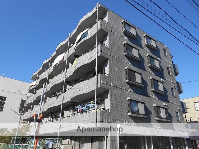 東京都立川市、西国立駅徒歩12分の築28年 5階建の賃貸マンション