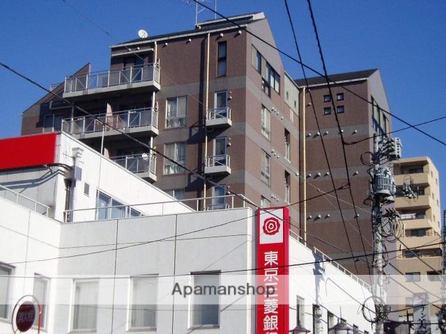 東京都国立市、西国分寺駅徒歩23分の築22年 9階建の賃貸マンション