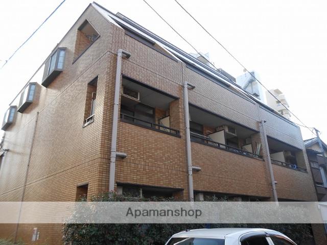 東京都立川市、立川駅徒歩10分の築25年 4階建の賃貸マンション