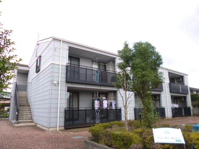 東京都日野市、高幡不動駅徒歩25分の築13年 2階建の賃貸アパート