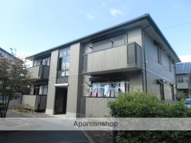 東京都福生市、牛浜駅徒歩16分の築15年 2階建の賃貸アパート