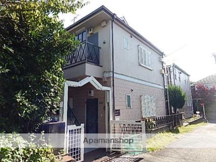 東京都国立市、谷保駅徒歩21分の築24年 2階建の賃貸アパート
