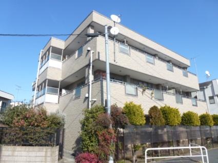 東京都国分寺市、国分寺駅徒歩28分の築13年 3階建の賃貸マンション