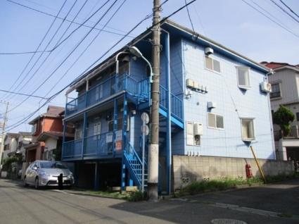 東京都国分寺市、西国分寺駅徒歩7分の築26年 2階建の賃貸アパート
