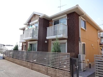 東京都国分寺市、国立駅徒歩22分の築11年 2階建の賃貸テラスハウス