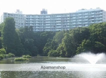東京都武蔵野市、三鷹駅徒歩18分の築48年 13階建の賃貸マンション
