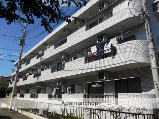 東京都武蔵野市、武蔵境駅徒歩16分の築27年 3階建の賃貸マンション