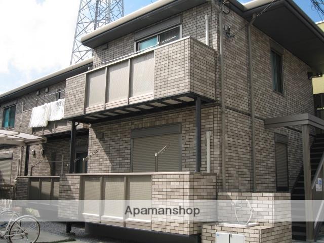 東京都三鷹市、吉祥寺駅徒歩21分の築9年 2階建の賃貸アパート