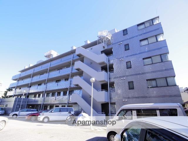 東京都武蔵野市、吉祥寺駅徒歩19分の築30年 5階建の賃貸マンション